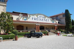 Freixenet Entry