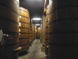 Kenwood Barrel room