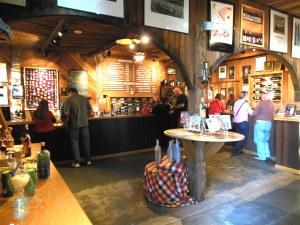 Kenwood tasting room